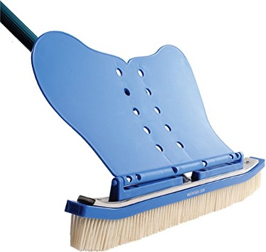 The Wall Whale Classic Swimming Algae Pool Brush