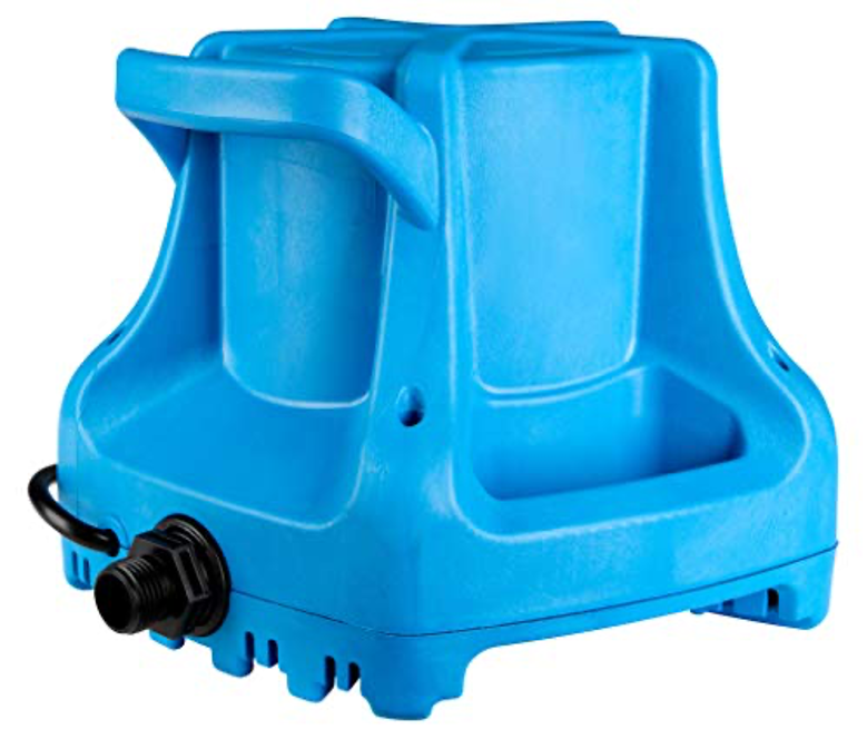 Little Giant Submersible Pool Cover Pump – 1/3 HP – 115V